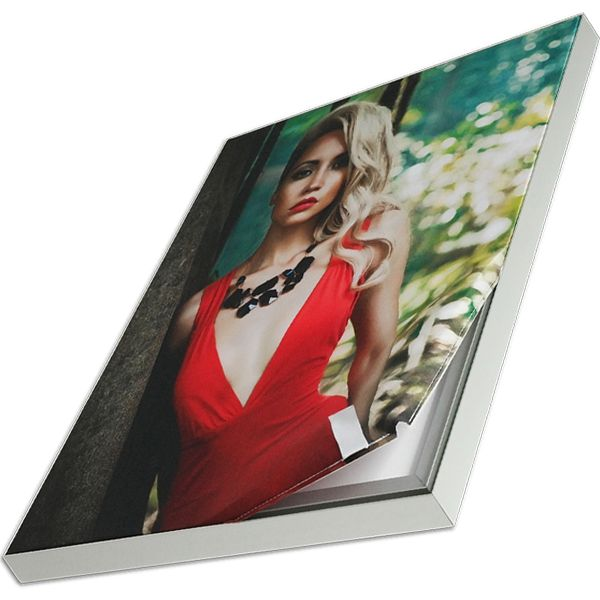 Frameless Fabric Led Light Box Backlit Graphic Only 22 41