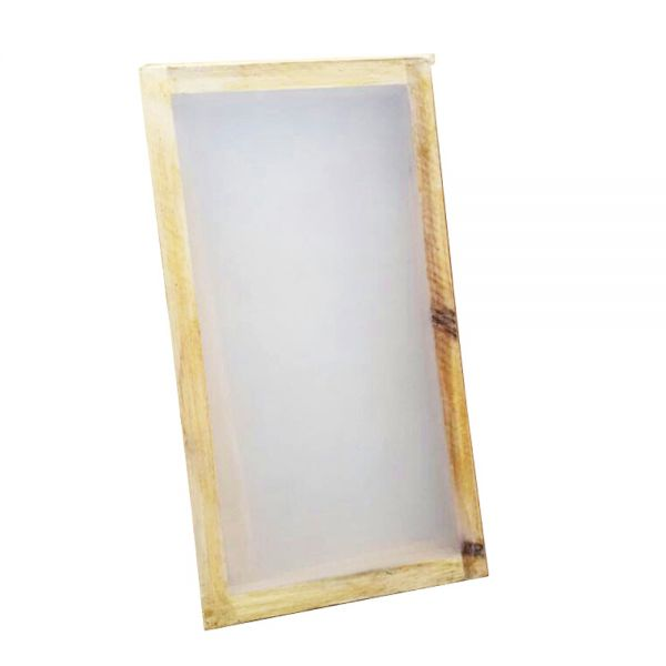 20 x 24inch wood screen printing frames 110 156 200 230 white mesh
