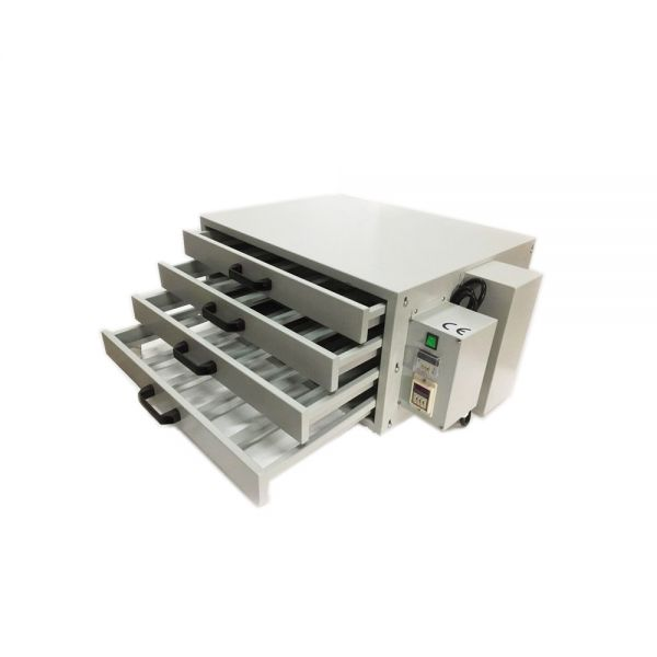 110v 220v 2000w 4 Layers Screen Printing Drying Cabinet