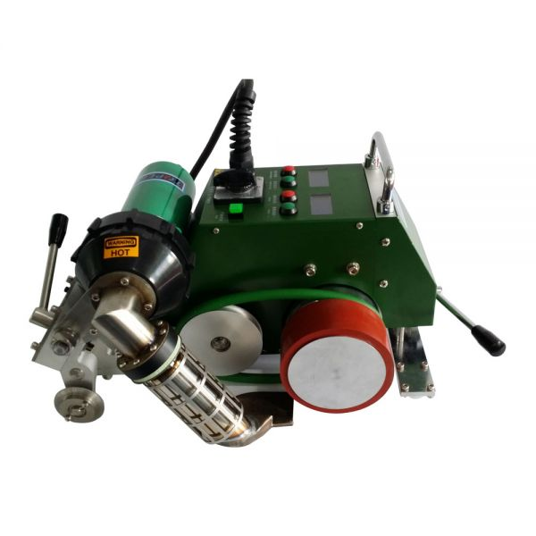 Us Stock Ac110v Automatic Hot Air Welding Machine With