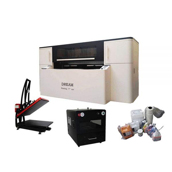 Dtg Printing Package Printer Pretreat Machine Heat