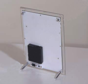 Crystal Battery Light Box -8 Inches