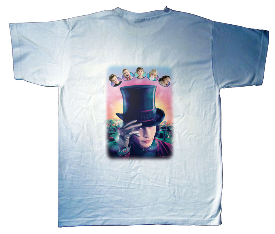 A4 Light Color T-Shirt Heat Transfer Paper