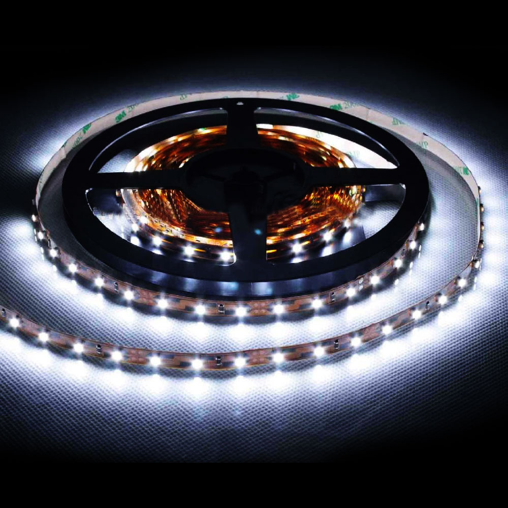 Green Color Flexible LED Strip(60 SMD 3528 leds per meter nonwaterproof)