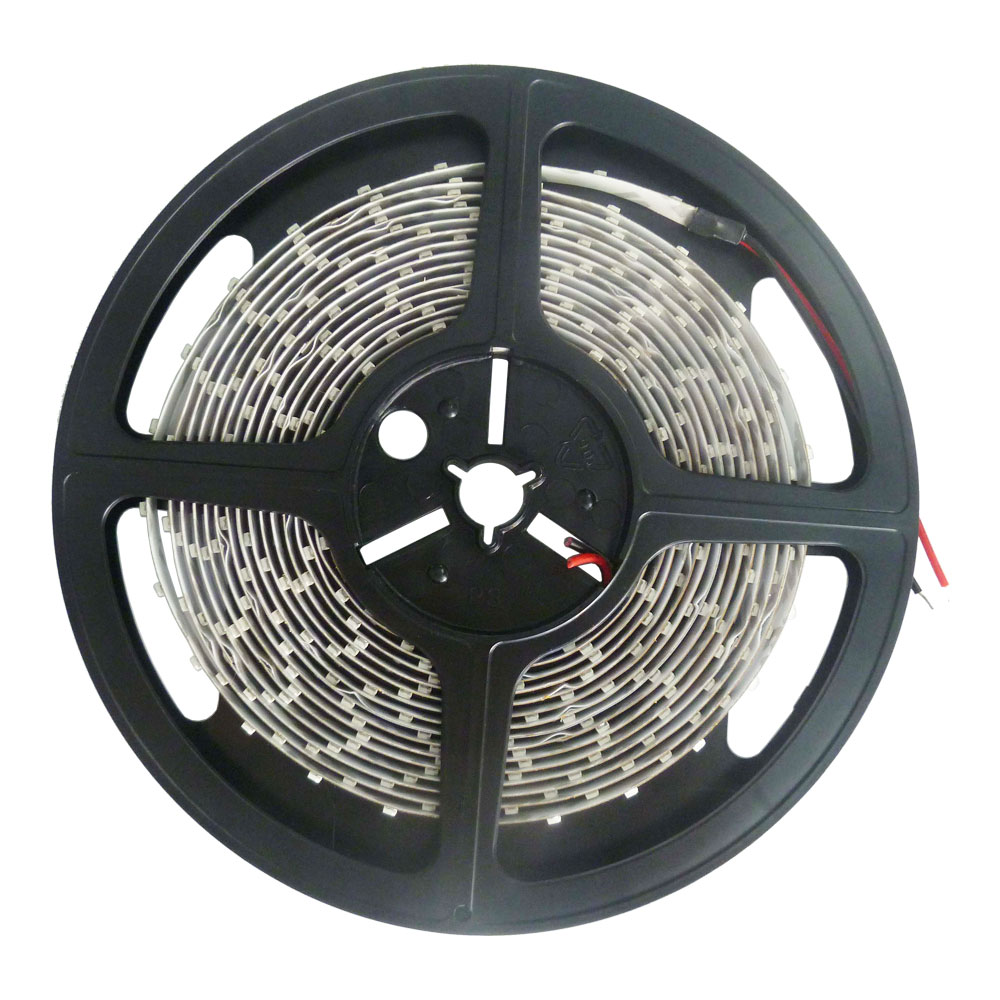 Red Color Flexible LED Strip(60 SMD 3528 leds per meter nonwaterproof)