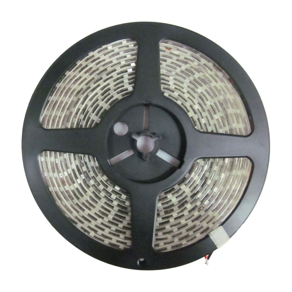 White Color Flexible LED Strip(60 SMD 3528 leds per meter waterproof IP66)