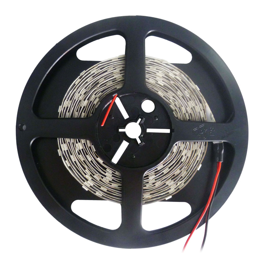 Green Color  LED Strip(30 SMD 5050 leds per meter nonwaterproof)