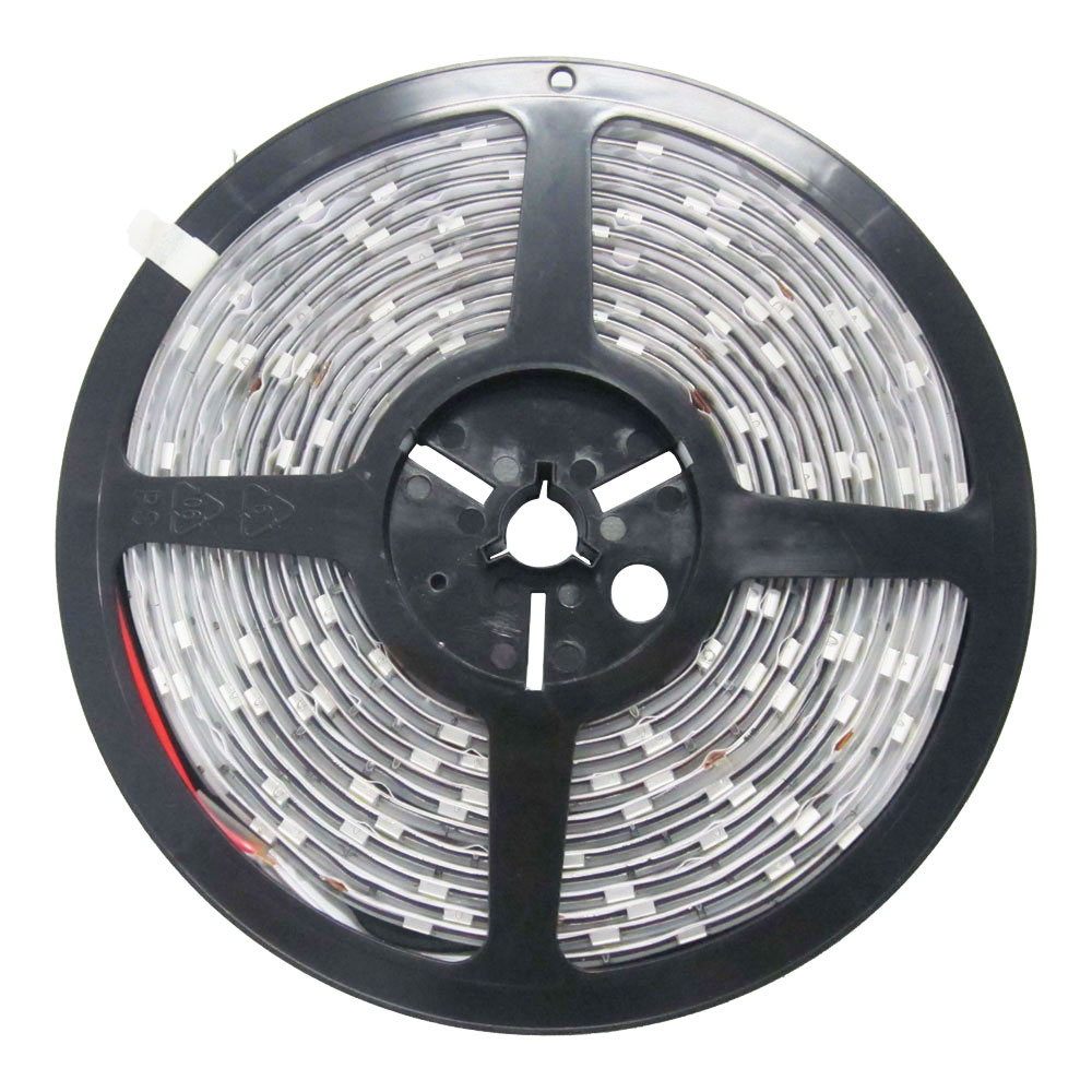 White Color Flexible LED Strip(30 SMD 5050 leds per meter waterproof IP65)