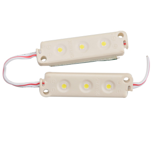 0.3w 3 SMD Waterproof LED Module, White LED(48x12.4mm)