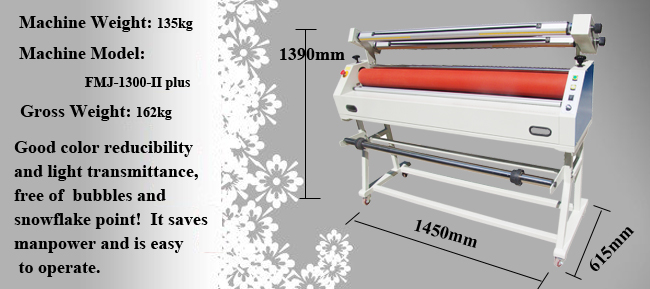 Cold Laminator Machine details