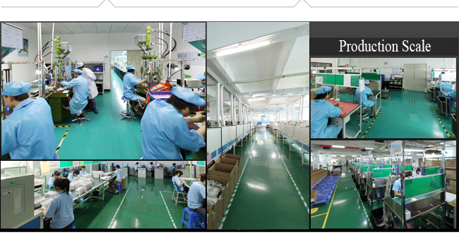 LED Module production process
