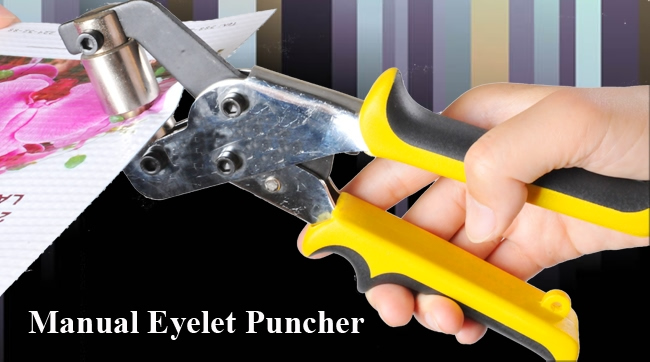 Manual Eyelet Puncher advertisement