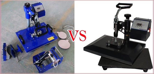 5 in 1 Combo Heat Press Machine  comparison