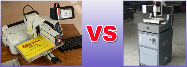 Smart Small CNC Engraving Machine comparison