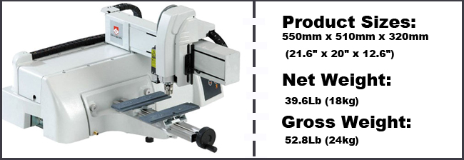 M40 engraving Machine details