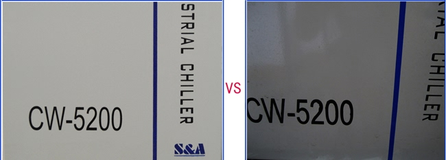 CW-3000 Water Chiller comparison