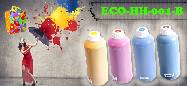 ECO solvent ink advertisement