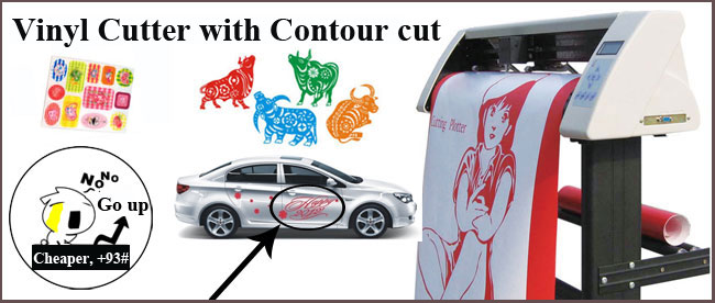 24 Quot Redsail Vinyl Sign Sticker Cutter Plotter With Contour