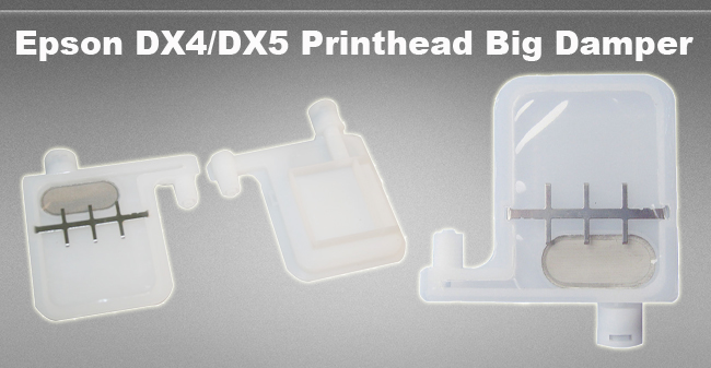 Epson DX4/DX5 Printhead Big Damper