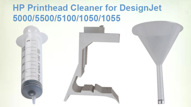 HP Printhead Cleaner for DesignJet 5000/5500/5100/1050/1055