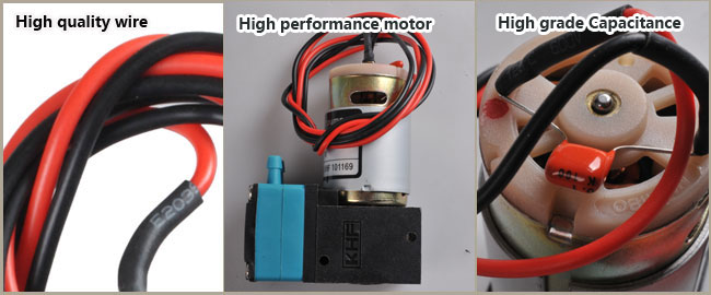 DC24V Big UV Ink Pump for Sino-Printers details 2