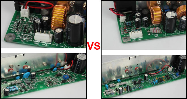 Generic Mimaki JV33 Power Board comparison