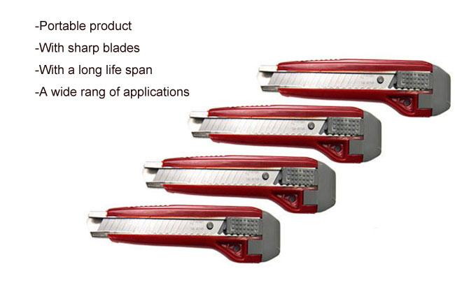 features of knife cutters