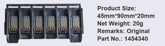 Epson Stylus Photo R1390 Cartridge Chip Board  details