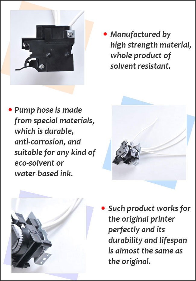 Roland FJ-540/FJ-740 Water Based Ink Pump details