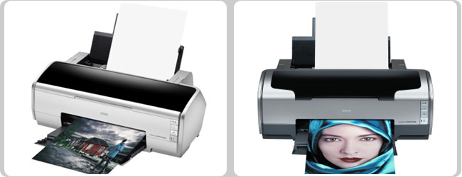 Epson Stylus Photo R2400 CR Scale application