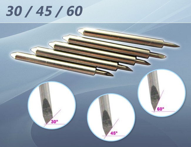45 Degree Roland Cemented Carbide Blades