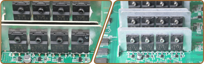 Roland Circuit/Transistor A1746 application