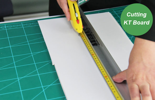 Professional Quality 5-Layer A3 Cutting Mat application