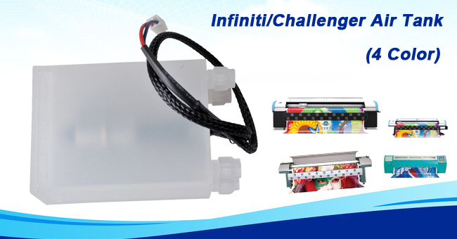 Infiniti/Challenger Sub Ink Tank(4 Color)