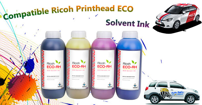 Compatible Ricoh Printhead ECO Solvent Ink