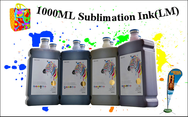 1000ML Sublimation Ink (LM)