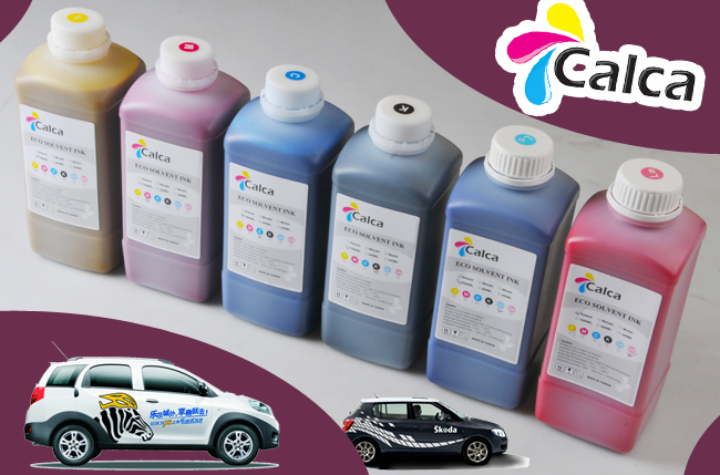 Compatible Mimaki ECO Solvent Ink