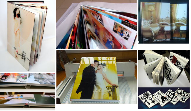 All-in-one Photo Book Station with Foot Switch application 2