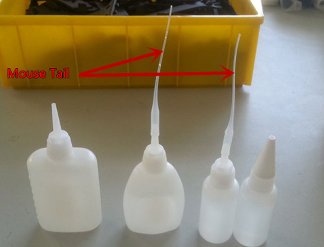 Plastic Glue Dropper