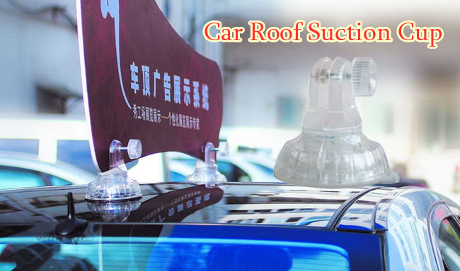 Car Roof Suction Cup