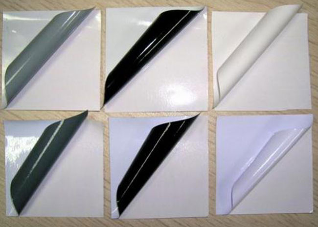 White Glue Self-adhesive Vinyl Film/Vehicle Wrap details 1