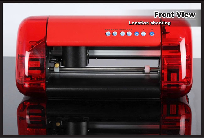 Vinyl Cutter and Plotter with Contour Cut Function details 4