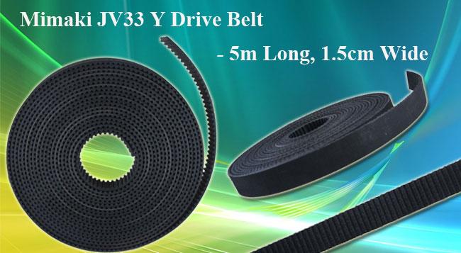 Mimaki JV33 Y Drive Belt