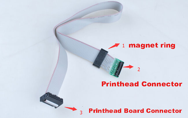 Printhead Connector Cable - E110407 details 1