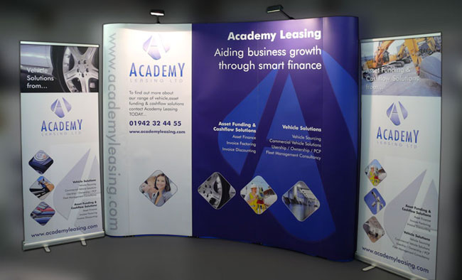 Good Quality Standard Roll Up Banner application 4