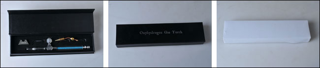 Oxyhydrogen Gas Torch