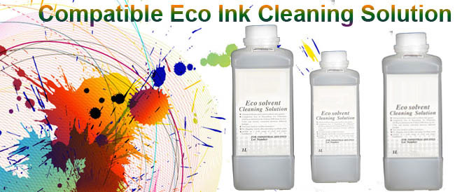 ink cleaning