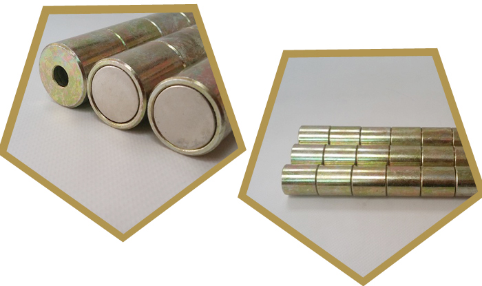 Details of Big Super Strong Neodymium Round Cylinder Magnet