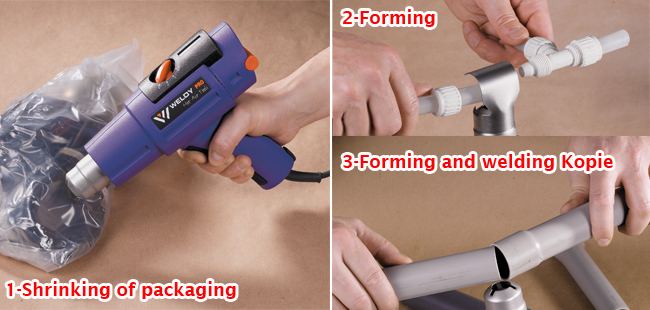 Portable Hot Air Gun Handheld Heat Gun