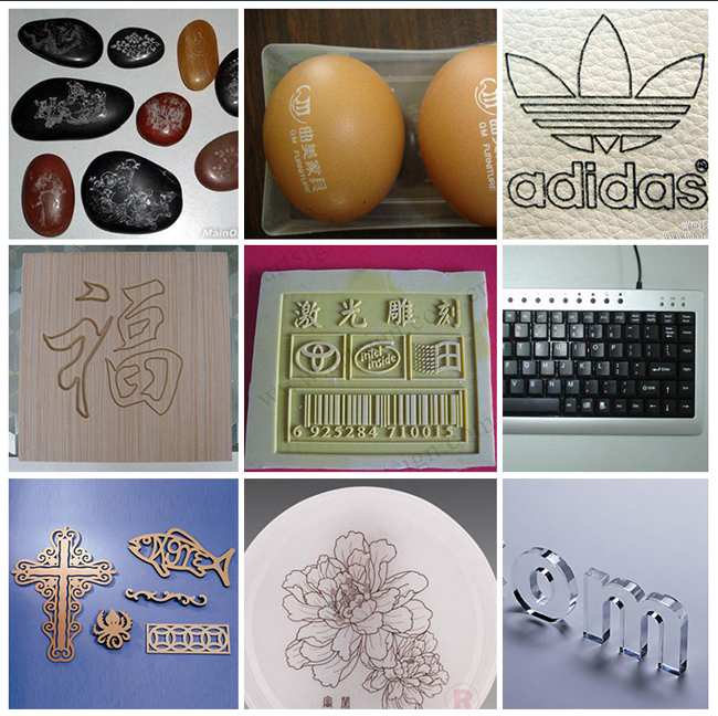 Laser Engraving Cutting Machine Application